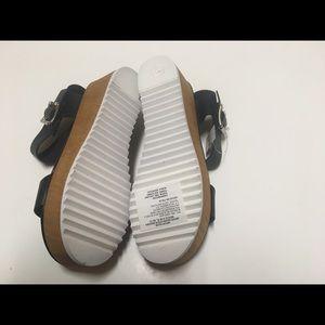 a46c3f01da6 Steve Madden Shoes - Steve Madden Nylee platform Wedge NWOB